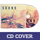Dream CD Cover Artwork Template