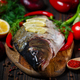 Fish with vegetables - PhotoDune Item for Sale