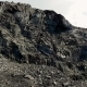Panorama of the Coal Mine. View of the Quarry. Rolling Coal. Crumbling Anthracite - VideoHive Item for Sale