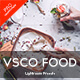 Food Lightroom Presets - GraphicRiver Item for Sale