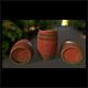 Wood_Barrel 3