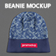 Beanie Mockup - GraphicRiver Item for Sale