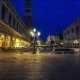 Piazza San Marco and Basilica of St. Mark at Night - VideoHive Item for Sale
