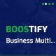 Boostify - Business Multipurpose PSD template - ThemeForest Item for Sale