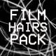 Film Hairs Pack - VideoHive Item for Sale