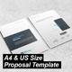Proposal  Design - GraphicRiver Item for Sale