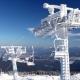 Ski Resort in Carpatian Mountain - VideoHive Item for Sale