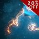 Eid Mubarak & Ramadan Kareem in Arabic & English - VideoHive Item for Sale
