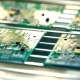 Surface Mount Technology (Smt) Machine Places Elements on Circuit Boards - VideoHive Item for Sale
