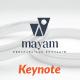 Mayam Creative Keynote Templates - GraphicRiver Item for Sale