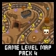 Game Level Map Pack 4 - GraphicRiver Item for Sale
