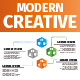 Modern Creative Elements - GraphicRiver Item for Sale