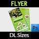 Salad Restaurant Flyer DL Size Template - GraphicRiver Item for Sale