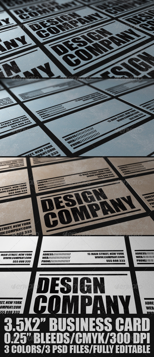 DESIGN BUSINESS CARD - Creative Business Cards
