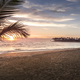 Tropical Beach Sunrise in Punta Cana  Dominican Republic - PhotoDune Item for Sale