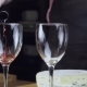 Sommelier Pours Red Wine into Glasses - VideoHive Item for Sale