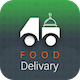 Food Delivery for multiple restaurant with delivery boy android application