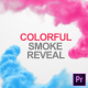 Colorful Smoke Reveal - Premiere Pro - VideoHive Item for Sale