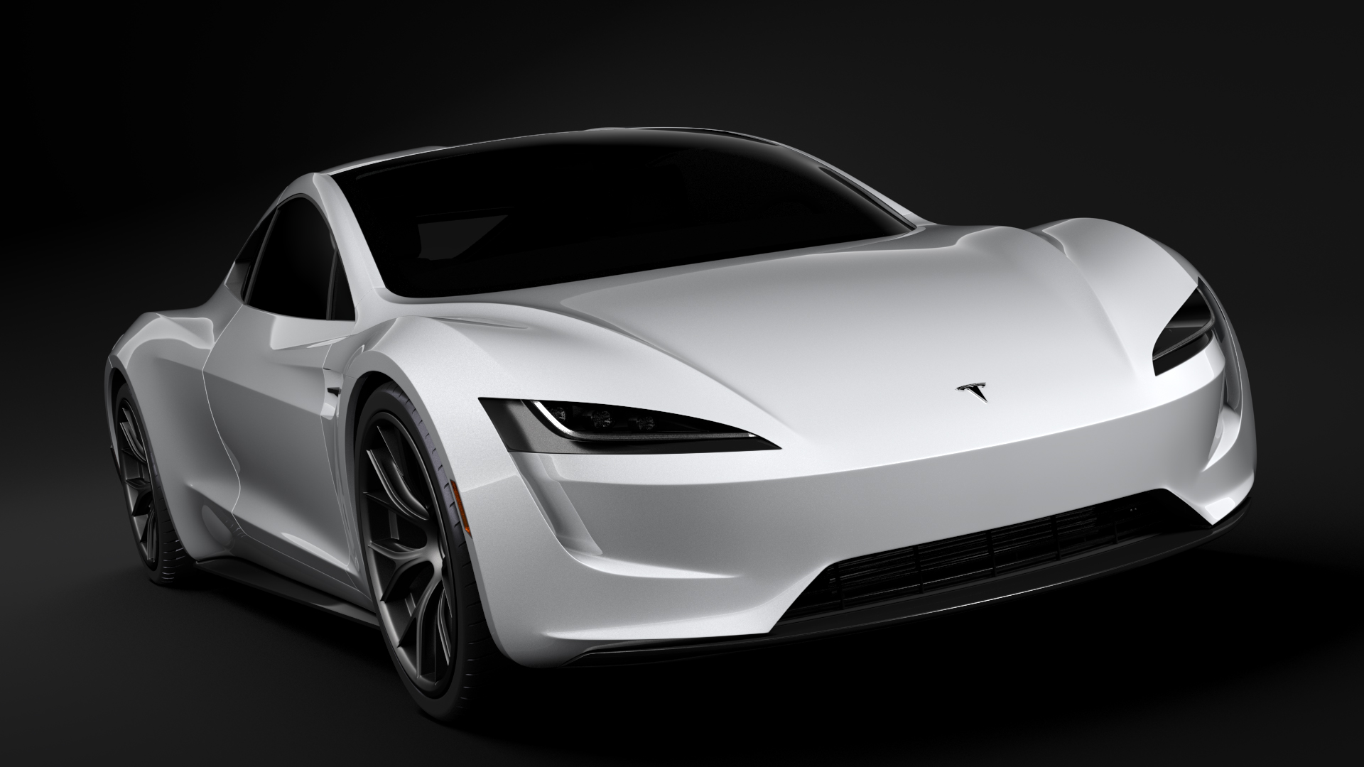 Tesla Coupe 2020 by creator_3d | 3DOcean