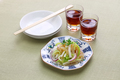jellyfish salad and shaoxing wine , chinese cuisine - PhotoDune Item for Sale