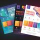 Premium Hosting Flyers - GraphicRiver Item for Sale