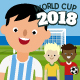 Soccer World Cup 2018 Character Creator