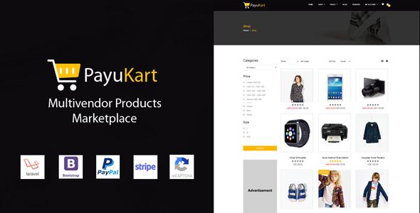 PayuKart Multivendor Products Marketplace