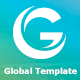 Global Powerpoint Presentation V.2 - GraphicRiver Item for Sale
