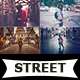 Street Fashion Photoshop Actions