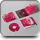 CD Pack Mock-up 3 - GraphicRiver Item for Sale