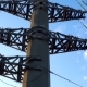 High-Voltage Transmission Line Of The Electric Power - VideoHive Item for Sale