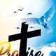 Prasie and Worship Flyer