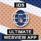 Ultimate Webview App - iOS [ AdMob & Push Notifications ] - CodeCanyon Item for Sale