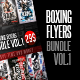Boxing Flyers Bundle Vol.1 - GraphicRiver Item for Sale
