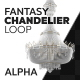 Fantasy Chandelier - VideoHive Item for Sale