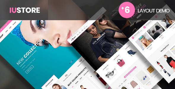 Iustore - WooCommerce WordPress of Fashion and Cosmetics Theme Free Download | Nulled