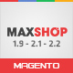 Maxshop - Premium Magento 2 and 1.9 Store Theme - ThemeForest Item for Sale