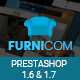 Furnicom - Responsive PrestaShop 1.7 Furniture Theme - ThemeForest Item for Sale