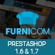 Furnicom - Responsive PrestaShop 1.7 Furniture Theme - ThemeForest Item for Sale