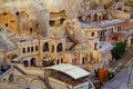 Famous cave hotels in Goreme, Capadokkia - PhotoDune Item for Sale