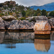 Lycian tombs in Kalekoy. Simena. - PhotoDune Item for Sale