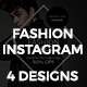 Instagram Fashion Templates