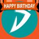 Happy Birthday Rock Ident