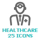 Healthcare Mini Icon - GraphicRiver Item for Sale