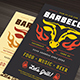 Barbecue Party Flyer Template - GraphicRiver Item for Sale