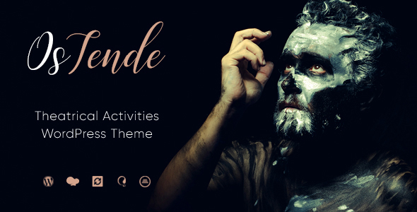 OsTende | Theater WordPress Theme