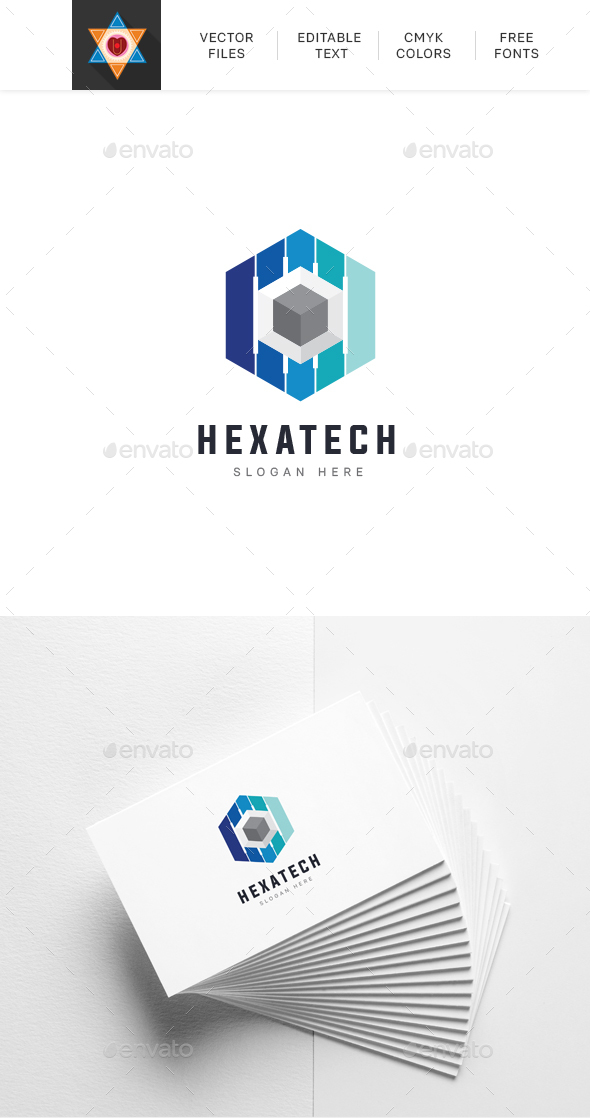 Hexa Box Tech Logo