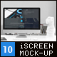 iScreen Desk Mock-Up - GraphicRiver Item for Sale