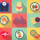 Fitness Mobile App Promo - VideoHive Item for Sale