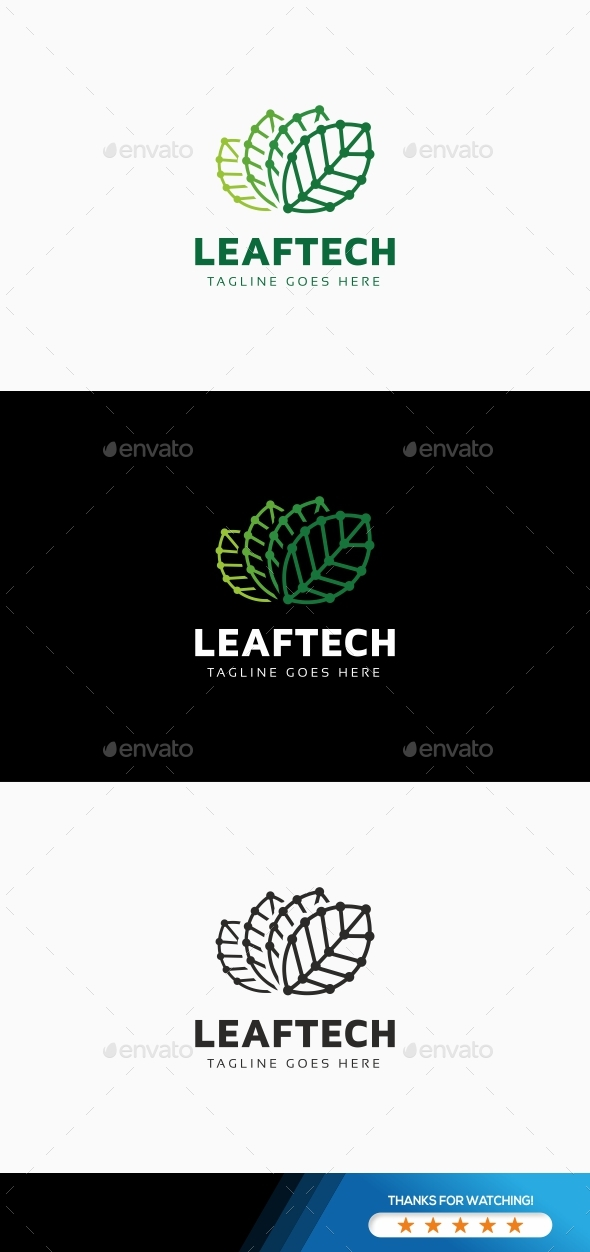 Green Leaf Tech Logo